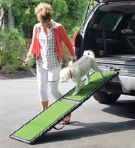 Natural-Step Dog Ramp
