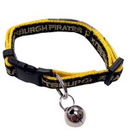 Pittsburgh Pirates Cat Collar