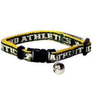 Oakland Athletics Cat Collar