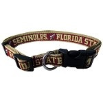 Florida State Seminoles Dog Collar