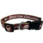 Boston College Eagles Dog Collar