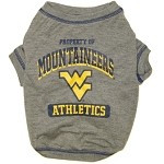 West Virginia University Dog Shirt