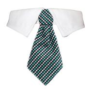 Benjamin Dog Shirt Collar Tie