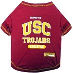 USC Trojans Dog Shirt