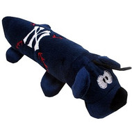 New York Yankees Tube Dog Toy