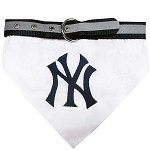New York Yankees Dog Bandana Collar