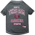 Texas A&M Aggies Dog Shirt