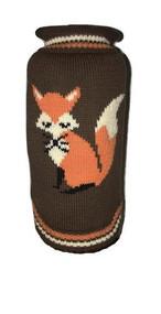 Foxy Fox Dog Sweater