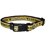 West Virginia University Dog Collar