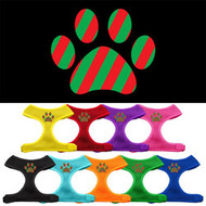 Christmas Paw Dog Harness