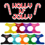 Holly N' Jolly Dog Harness