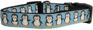 Penguins Dog Collar