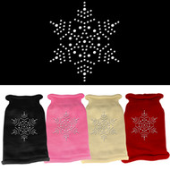 Snowflake Rhinestone Sweater (Various Colors)