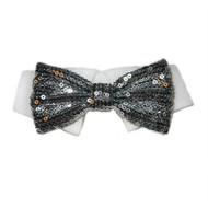 Sparky Dog Bow Tie