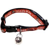 Miami Marlins Cat Collar