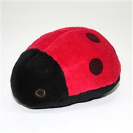 Lady Bug Dog Toy