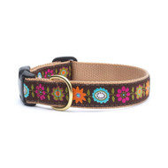 Up Country Bella Floral Collar, X-Large 21-27""