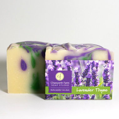 Lavender Thyme Soap