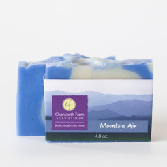 Mountain Air artisan soap