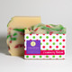 Fruity cranberry and classic holiday evergreens. Cranberry Balsam soap.