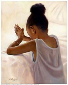 Bedtime Prayer(8 x 10) Art Print - Sterling Brown