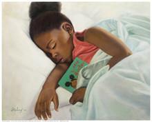 Little Sister (8 x10)Art Print - Sterling Brown