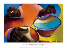 Tito Art Print - Maurice Evans