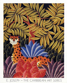 Leopard Art Print - Emmanuel Joseph