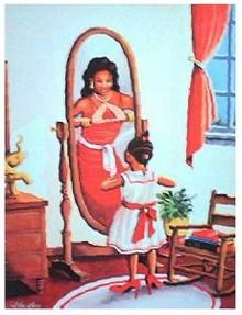 Every Little Girl's Dream (Delta) Art Print - Lester Kern