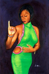 Skee Wee - AKA Art Print - Fred Mathews