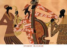 All That Jazz Art Print - Stuart McClean