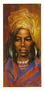 Hakuna Art Print - Ben Mogador 1338