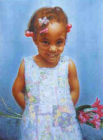 Jamila's Surprise Art Print - Carl Owens
