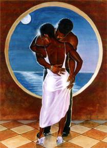 Just U & Me Art Print - Merrill Robinson