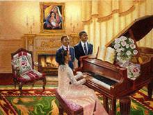 Yes, Jesus Loves Me Art Print - Katherine Roundtree