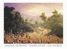 Sunset Art Print - Galland Semerand