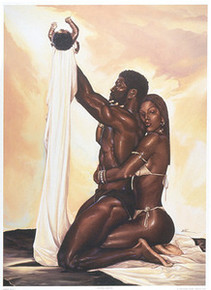 Divine Order Art Print - Kevin A. Williams - WAK