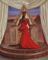 Delta Queen Art Print - Kevin A. Williams - WAK