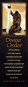 Divine Order (Statement Edition) Art Print - Kevin A. Williams - WAK