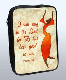 I Will Sing Bible Cover - 81402