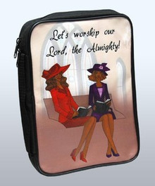 Let's Worship Bible Cover - 81400