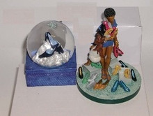 Passion Set Figurine & Snow Globe - Annie Lee