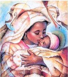 MotherHood Art Print (17 x 14in) - Essud Fungcap