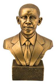 President Obama Bust Bronze