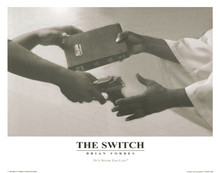 The Switch (11 x 14) Art Print - Brian Forbes