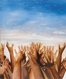 When Praises Go Up-Blessingfs Come Down BY Hermon Woodall