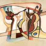 Blind Willy III(Trytych Center)--A. Gockel