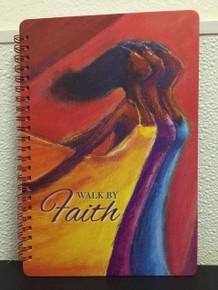 Walk By Faith Journal--Kerream Jones