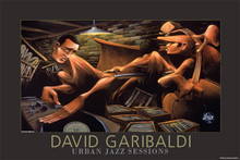 Urban Jazz Session--David Garibaldi