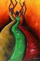 Independent Women Art Print--Kerream Jones